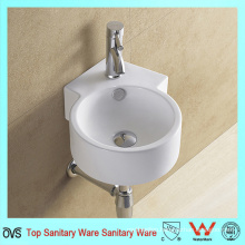 Item A8302 Ovs Reasonable Round Model Ceramic Wash Basin Price