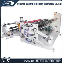 Máquina automática de corte de papel e rebobinador (DP-1300)