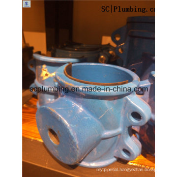 Factory PVC Water Pipe Saddle Clamps for Steel Pipe