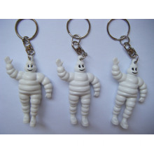 High Quality Plastic Promotional 3D ABS Key Chain (KC-A010)
