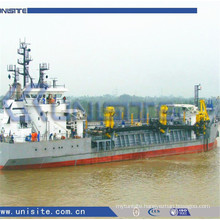 high quality customized suction dredger (USC-1-002)
