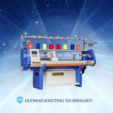 12 gauge flat knitting machine