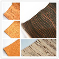 PU Cork Synthetic Leather for Handbag Purse Chair