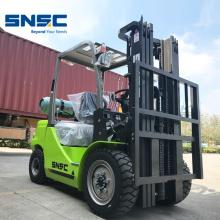 SNSC LPG GAS Forklift 3Ton