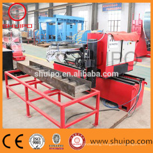 Sale hot corrugated plate laser high efficiency automatic welding machine