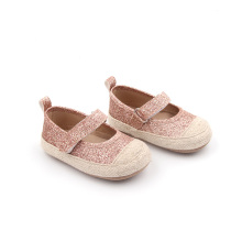 NYHET Flat Baby Toddler Girl Mary Jane Shoes