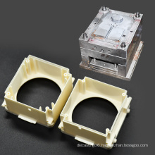 High Precision Custom Made Plastic Molding Parts speaker body parts cover making