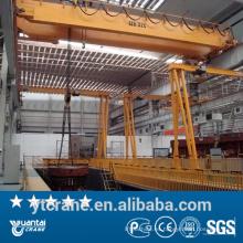 Magnéticos Overhead Grúa 15 ton