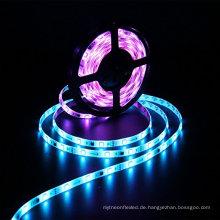 16.4FT 5050 SMD RGB 150 LED-Streifen-Licht 2811 IC, das magische Traumfarblichter jagt