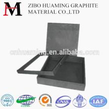Moule de graphite, boîte de graphite pour la fonte de métal