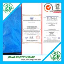 Certificat Kosher Sulfate de cuivre Penta 98%