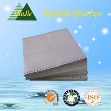 La fábrica directa proporciona el papel de impresión colorido de la aguja de la copia sin carbón