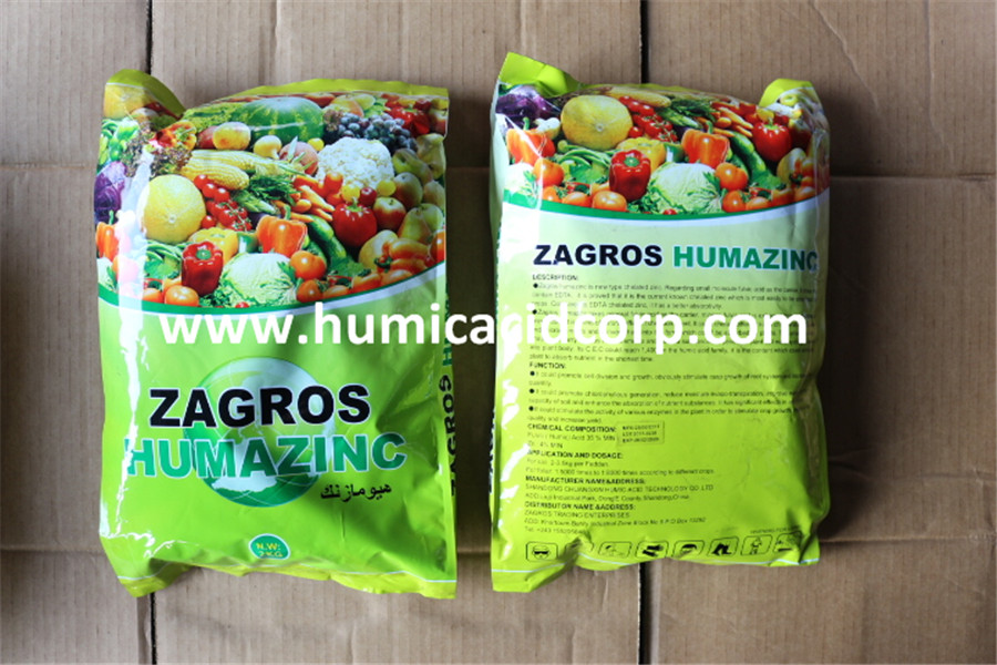 Humic Acid Chelated Zinc
