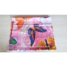 Popular printed butterfly pattern pashmina scarf