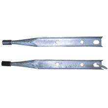 Standard-Pole-Line-Hardware Verzinkter Mastspitzenstift