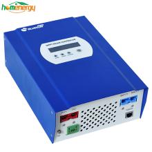 Venta caliente 24/48 controlador de voto con 2 mppt para el sistema solar precio controlador solar Tailandia