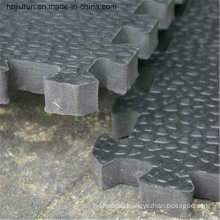 China Factory Customed Rubber Interlocking Flooring Cow Mat