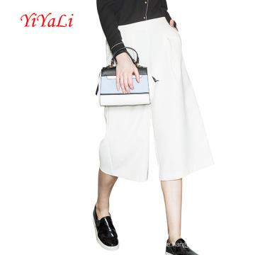 Frauen Mode lässige Capri-Hosen