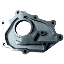 Precision CNC Machined Billet Steel Anti-Cavitation Plate for Nissan
