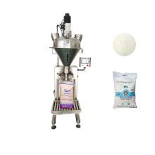 Semi-automatic Powder Filling Machine for Dry Powder Flour Wheat Corn Flour Product Auger Filler Machine