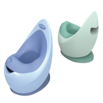Neue Art Töpfchen Spacecraft Shape Infant Potty Trainer