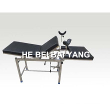 (A-175) Stainless Steel Delivery Bed