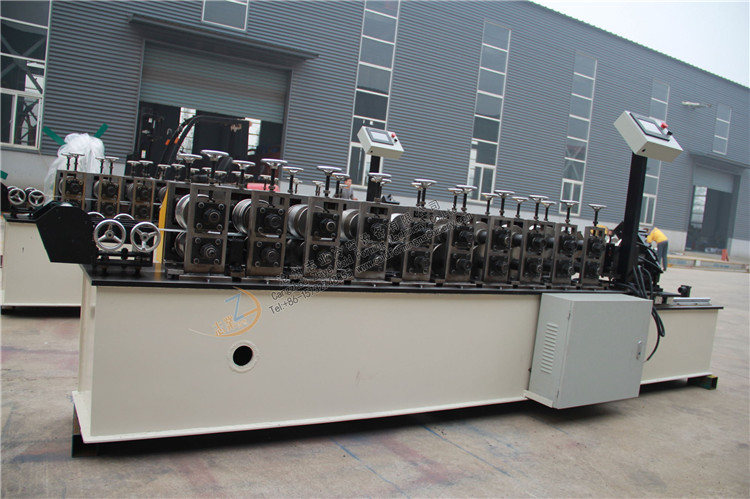 Fully Automatic Galvanized Steel Stud Roll Forming Machines
