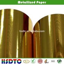 PVC metalizado Película / PVC vacío plástico que forma la película