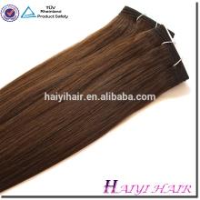 Remy Virgin Hair Top grado Remy pelo armadura de color 2B