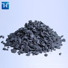 Escória de ferrosilício refinado / escória de silício ferro / FeSi Slag China fabricante