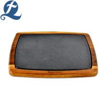 Coaster fosco feito sob encomenda luxuoso do copo preto da faiança cerâmica Luxy do estilo novo da forma