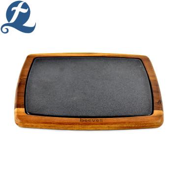 Mode New Style Luxy Custom Keramik Steinzeug Matte Black Cup Untersetzer