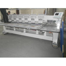 6heads Flat Embroidery Machine