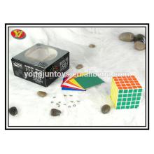 2016 nouveau style en gros YongJun plastique 5x5x5 cube de puzzle magique