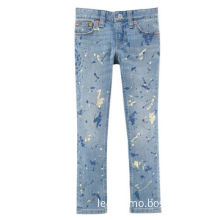 2014 New Type Delilah-Wash Bowery Skinny Girls' Jeans
