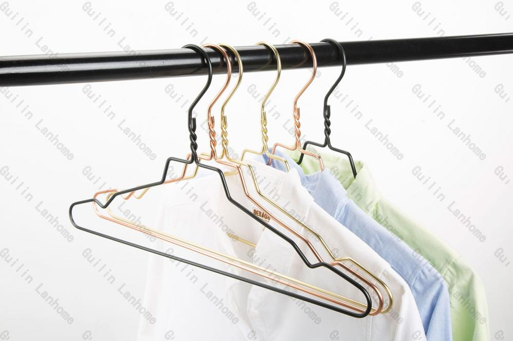 Hot Sale Shiny Aluminium Hanger