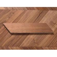 Piso de madera multicapa de nogal americano