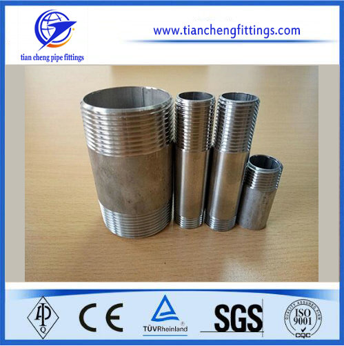 Welded Stainless Steel Pipe Nipples