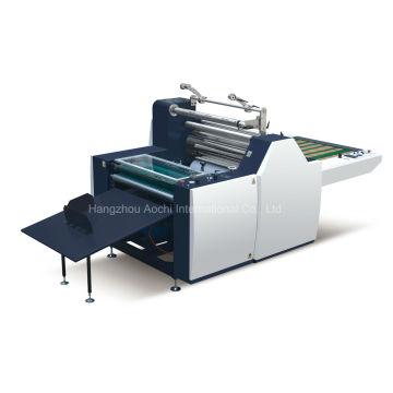 Полуавтоматическая машина для ламинирования пленки (FJ-1100)