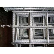 Panel de malla de alambre soldado panel de malla de alambre soldado galvanizado en caliente