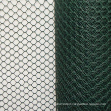 Hexagonal Wire Netting with PVC Coated