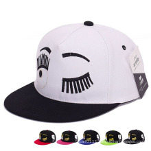 Fashion Embroidered Lovely Cotton Sports Hip-Hop Trukfit Trucker Cap (YKY3370)