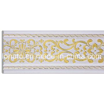 Cornisa de la decoración del picosegundo para la puerta