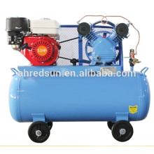 Бензиновый воздушный компрессор для продажи RSJBG-0.25/8
