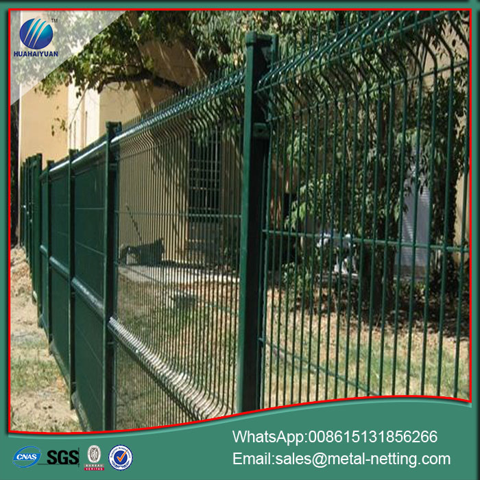3D wire fence wlede wire fence