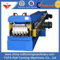 Jch Glazed Colored Steel Roof Tile Press Device