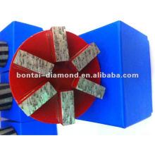 Tapones de diamante para hormigón