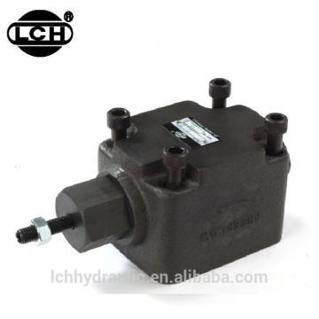 fluido hidráulico do instrumento da válvula de verificação do regulador de pressão
