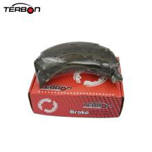 Sabot de frein sans amiante pour NISSAN S574-1399 / GS8512 / FSB282 / LS1553