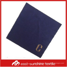 jewelry and glasses microfiber cleaning cloth logo